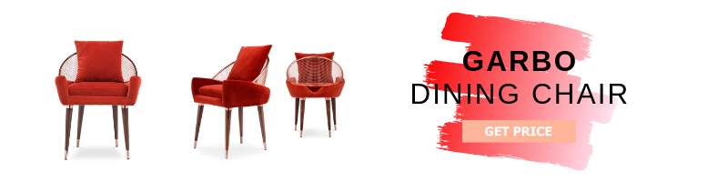 Trend Alert: Red Dining Chairs!
