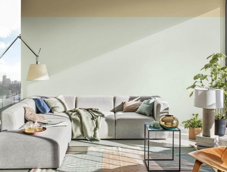 Dulux Color of the Year 2020: Tranquil Dawn