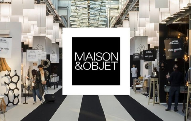 Rendez-vous With The Exhibitors At Maison et Objet maison et objet Maison et Objet: Rendez-vous With The September Exhibitors MaisonetObjetTradeShowParisFrance